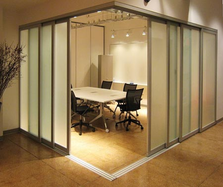 INTERIOR OFFICE SOLUTIONS. Office Partitions