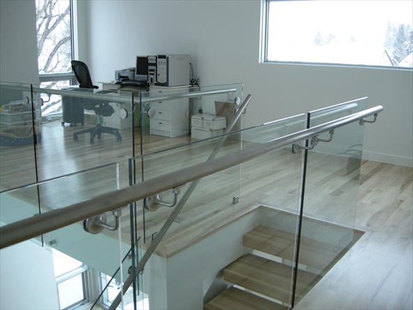 Glass Railing Systems Central Glass Mirror Company Inc