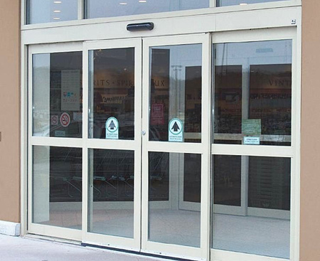AUTOMATIC DOORS & Automatic Doors - Central Glass \u0026 Mirror Company Inc.